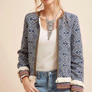 Jackets & Blazers - Boho Tribal Statement Jacket